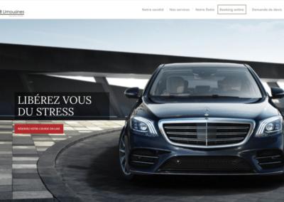 Rédaction web Cab Limousines