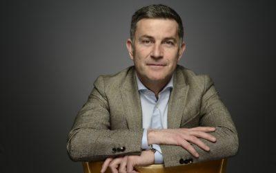 Hugues Chatelain, directeur Général d'Euromaster Suisse